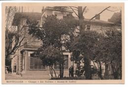 HERAULT MONTPELLIER CLINIQUE LES VIOLETTES  AVE DE LODEVE    (EDIT INCONNU) - Montpellier