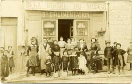 Carte Photo. La Ruche Du Midi. Ste D'Alimentation. Siège Social 63 Ave. D'Agde. Bèziers. 100 Maisons De Vente. - Beziers