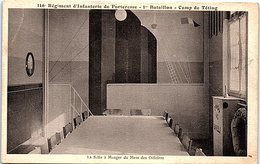 57  - Camp De TERING --  Régiment D'infanterie De Forteresse - 1er Bataillon - Salle à Manger - Otros Municipios