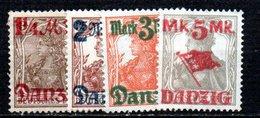 Dantzig   90/2 ,306/8  *, (*) - Otros