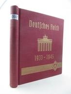 Deutsches Reich Inkl. Gebiete 1933-1945 Gestempelt Besammelt Im Vordruck #LT092 - Verzamelingen