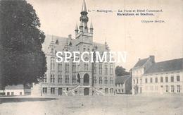 Marktplaats En Stadhuis - Maldegem - Maldegem