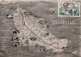 56--BELLE-ILE-EN-MER--VOIR SCANNER - Belle Ile En Mer