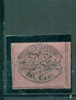 Italien, Kirchenstaat, Päpstliches Wappen Nr. 18 Ohne Gummi (*) Kleiner Bug - Etats Pontificaux
