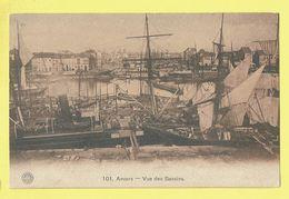 * Antwerpen - Anvers - Antwerp * (G. Hermans, Nr 101) Vue Des Bassins, Port, Haven, Schelde, Bateau, Péniche, Boat - Antwerpen