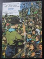 BL142 '100 Jaar Scouts' - Ongetand - Zeer Mooi! - Belgique