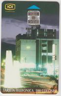 COSTA  RICA -  Edificio ICE Telecomunicaciones, San Pedro (I Emisión), Tirage 320,000, 01/97, Used - Costa Rica