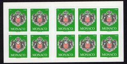 MONACO ( Carnet ) Y&T N°  14b  CARNET  DE  TIMBRES  NEUFS  SANS  TRACE  DE  CHARNIERE , A VOIR . B 20 - Postzegelboekjes