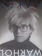 Warhol A Personal Photographic Memoir MAKOS Virgin 1988 - Fine Arts