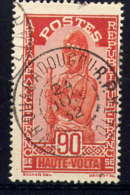 HAUTE VOLTA  - 57° - JEUNE FEMME - Haute-Volta (1920-1932)