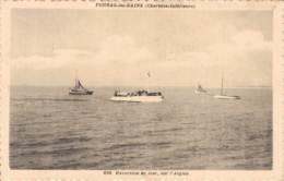 17 FOURAS LES BAINS EXCURSION EN MER SUR L'AIGLON - Ferries