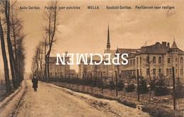 Asile Carita Pavillon Pour Paisibles  - Melle - Melle