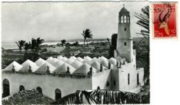 SOMALIA  CHISIMAIO Moschea Hagi Ali  Mosque  Nice Stamp - Somalie