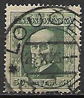 TCHECOSLOVAQUIE   -   1923.   Y&T N° 188 Oblitéré - Used Stamps