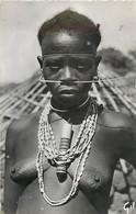 CPSM Guinée-Type Bassari-Seins Nus       L3100 - Guinée