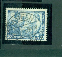 Deutsches Reich, Nothilfe Wagner Nr. 505 A Gestempelt - Usati