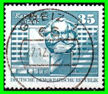 GERMANY( D.D.R..) GERMANY DEUTSCHE DEMOKRATISCHE REPUBLIK SERIE AÑO 1973 TURISMO BERLIN - Used Stamps