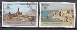Turkije  Europa Cept 1978 Gestempeld  Fine Used - 1978