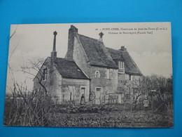 37 ) Joué-les-tours - Pont-cher - N° 18 - Chateau De Beauregard ( Façade Sud ) - Année :   EDIT - Andréane - France