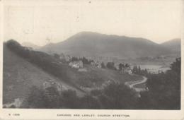 R370354 S 1328. Caradoc And Lawley. Church Stretton. Kingsway Real Photo Series. 1918 - Mondo