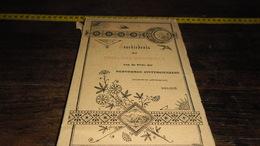 Abdij Van Westmalle - Anno 1904 !!_____ BOX : M - Storia