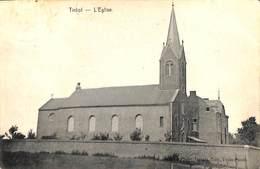 Tinlot - L'Eglise (1909, Photo Desaix, Peu Vue)  (prix Fixe) - Tinlot