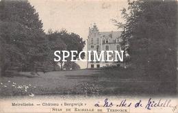 Château Bergwijk - Merelbeke - Merelbeke