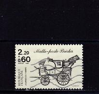 FRANCE 1986 OBLITERES : Y/T N° 2410 Calèches - Usati