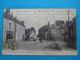 37 ) Joué-les-tours  Pont-cher - N° 1 - Epicerie : Année 1907 : EDIT : LL - France