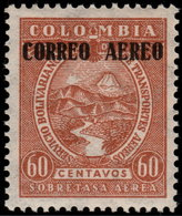 ✔️ Colombia 1932 - Overprint On SCADTA  - Mi. 312 ** MNH - €10 - Colombia