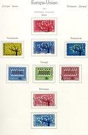 Aus CEPT 1962 O Plus Croatia 734/5+Block 27,Türkei 2VB,Bl.58/9 ** 100€ Hoja Baum Blätter Ss Set 50 Year EUROPA 2006 - Europa-CEPT