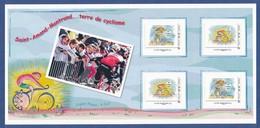 """78e édition Paris Nice 2020. Neuf** (non Plié). 4e étape """"Course Au Soleil"""" Saint Amand Montrond. - Collectors"""