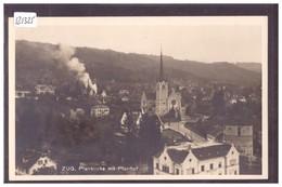 ZUG - PFARRKIRCHE - TB - ZG Zug