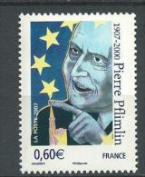 """FR YT 4078 """" Pierre Pflimlin """" 2007 Neuf** - France"""