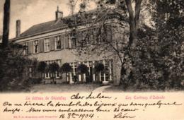 Le Chateau De Ghistelles, Les Environs D` Ostende, 1904 - Gistel