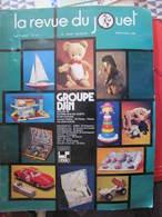 LA REVUE DU JOUET - GROUPE DJIN - N° 128 - MARS- AVRIL 1972 - Lire Sommaire : Photo N° 2 - Other