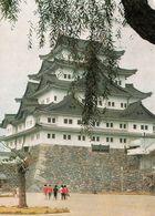 1 AK Japan * Nagoya Castle Erbaut Im 16. Jahrhundert - M Zweiten Weltkrieg Zerstört Und 1959 Wieder Aufgebaut * - Nagoya