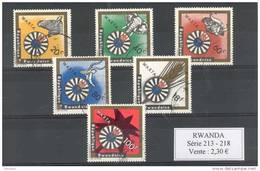 Rwanda. Table Ronde De Kigali.. Animaux - Rwanda