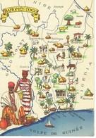 CARTE POSTALE DAHOMEY TOGO - Dahomey