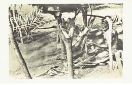 CARTE POSTALE DAHOMEY / TISSERANT A KONANDI - Dahomey