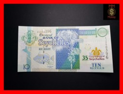 SEYCHELLES 10 Rupees 2013  P. 46 *COMMEMORATIVE* 35th Years  UNC - Seychellen