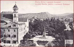 Šibenik (Sebenico) * Denkmal, Festung, Park, Stadtteil * Kroatien * AK2482 - Croatia