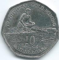 Guyana - 2007 - 10 Dollars - KM52 - Guyana