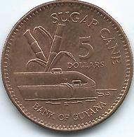 Guyana - 2005 - 5 Dollars - KM51 - Guyana