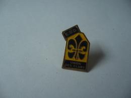 PIN'S PINS E.S.D. UNION DES CLUBS - Badges