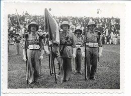 DRAPEAU DU 5e REGIMENT ETRANGER - Flaggen