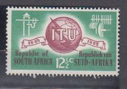 AFRIQUE DU SUD      1965       N °  295       COTE    5 € 00        ( Q 241 ) - Afrique Du Sud (1961-...)