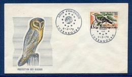 Luxembourg - FDC - Premier Jour - Protection Des Oiseaux - 1970 - FDC