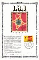 Feuillet Tirage Limité 400 Exemplaires 1807 I.R.U. International Road Transport Union - Panes