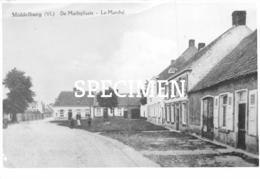 De Marktplaats -  Middelburg - Repro - Maldegem